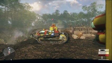 Gameplay Walkthrough Part 2 BF1 War Stories Single Player de Battlefield 1
