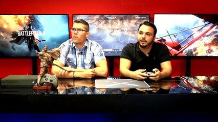 Livestream Mode Opérations de Battlefield 1