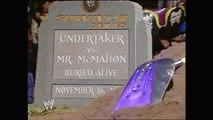 WWE - Undertaker vs Vince McMahon (Buriad Alive)
