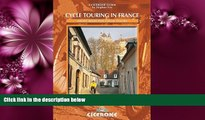 Choose Book Cycle Touring in France: Eight selected cycle tours (Cicerone Guides)