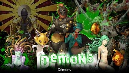 Shin Megami Tensei IV : Apocalypse : The Demons of SMT IV