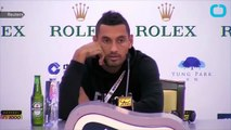 Tennis Bad Boy Nick Kyrgios Is Back In Trouble-CCH5CYTkJUI