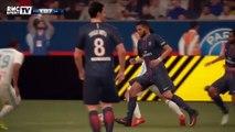 FIFA 17 / PSG-OM : avec un milieu renforcé, l'OM n'est pas loin de faire tomber Paris