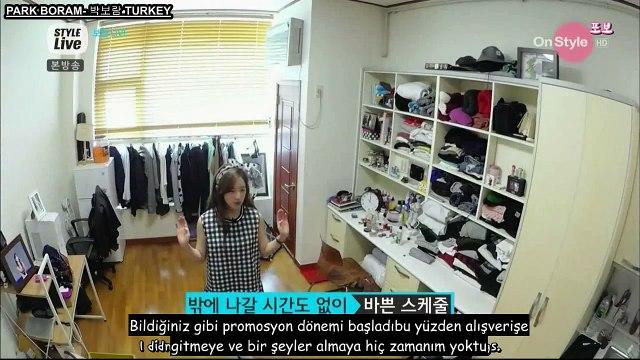 [TRSUB] Stlyle Live 15. Bölüm Park Boram Kesiti