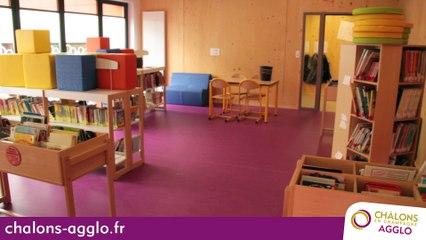 Inauguration du groupe scolaire à Condé-sur-Marne