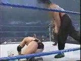 Undertaker & Batista Vs Mark Henry & The Great Khali Part 22