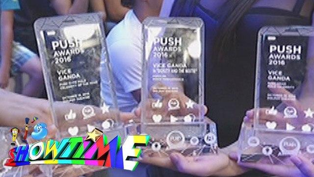 It's Showtime: Vice wins big at Push Awards 2016
