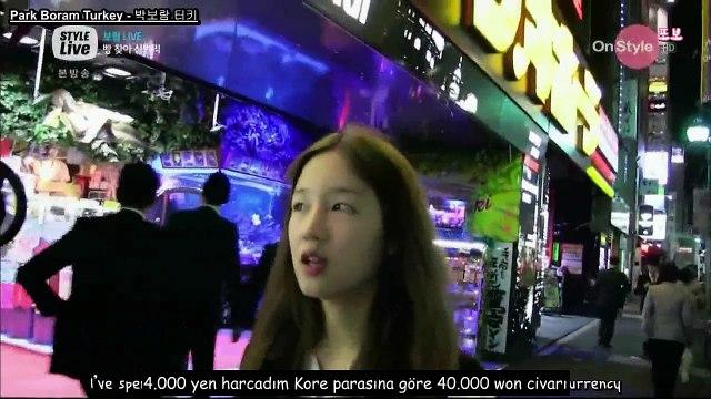 [TRSUB] Style Live 16. Bölüm Park Boram Kesiti