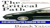 [PDF] The Critical Path: Inventing an Automobile and Reinventing a Corporation Popular Online