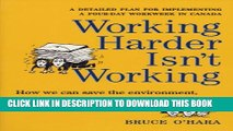 [PDF] Working Harder Isn t Working Popular Collection