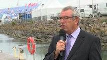 Vendée Globe 2016 : Interview d'Yves Auvinet (Vendée)
