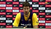 FCB Basquet: Bartzokas y Tomic, previa FCB Lassa-Fenerbahce