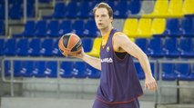FCB Basket: Koponen back training with his teammates