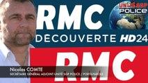 NICOLAS COMTE INVITÉ DE BRUNET SUR RMC - LE 20/10/2016