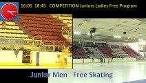 Nice Figure Skating Cup 2016 Junior ladies free skating