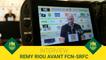 Rémy Riou avant FCN-SRFC