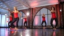 Burlesque Legs & Butt Dance Workout  Rockin Models