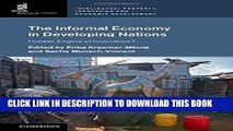 [EBOOK] DOWNLOAD The Informal Economy in Developing Nations: Hidden Engine of Innovation?