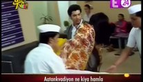 HOSPITAL ME KHULA RAAZ Kasam Tere Pyaar Ki 18th October 2016 News