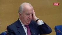 Édouard Balladur s'exprime sur le traité transatlantique devant le Sénat