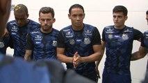 Jogadores do Santos focam no Brasileiro após a eliminação na Copa do Brasil