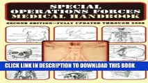 [BOOK] PDF Special Operations Forces Medical Handbook New BEST SELLER
