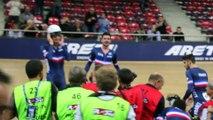 """Championnats d'Europe sur Piste 2016 - La France en Or et Chavanel """"fier de ses gamins"""""""