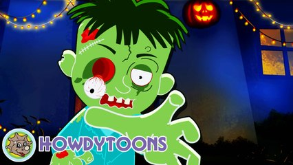 Halloween Song | Dressing up for Halloween | Halloween Songs for Kids by Howdytoons