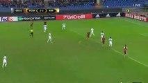 Alessandro Florenzi Goal - AS Roma 3-1 Austria Vienna 20.10.2016