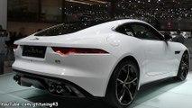 Jaguar F-Type R au Salon de Genève 2014