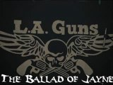 L.A. Guns - The Ballad of Jayne Live in Indy
