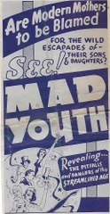 Vintage - Mad Youth (1940) Part 2 Spn Sub