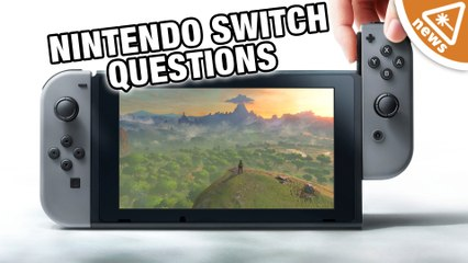 8 Big Questions about the Nintendo Switch! (Nerdist News w/ Jessica Chobot)