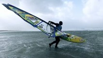 Staff Pick- Windsurfing in Extreme Hurricane Conditions | Red Bull Storm Chase