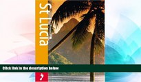 READ FULL  Footprint St. Lucia (Footprint St. Lucia Pocket Guide)  READ Ebook Full Ebook