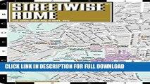 [Read PDF] Streetwise Rome Map - Laminated City Center Street Map of Rome, Italy - Folding pocket