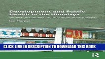[PDF] Development and Public Health in the Himalaya: Reflections on healing in contemporary Nepal