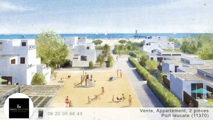 A vendre - Appartement - Port leucate (11370) - 2 pièces - 21m²