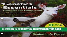 [Read PDF] Loose-leaf Version for Genetic Essentials   LaunchPad (Six-Month Access) Ebook Online