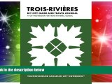 Must Have  Trois-Rivieres DIY City Guide and Travel Journal: City Notebook for Trois-Rivieres,