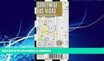 READ BOOK  Streetwise Las Vegas Map - Laminated City Center Street Map of Las Vegas, Nevada FULL