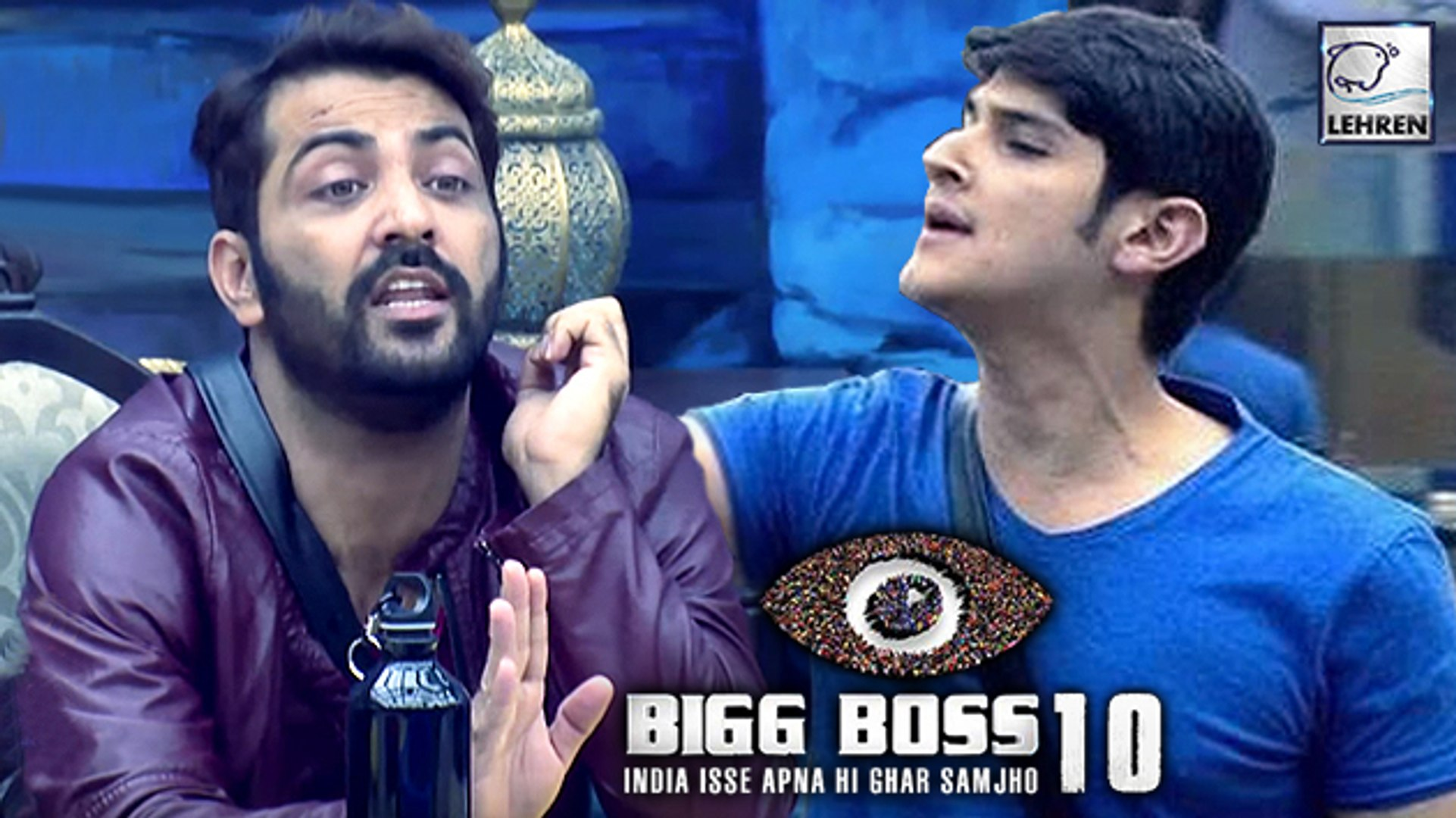 Bigg Boss 10: Rohan Mehra & Manoj Manu's HUGE FIGHT