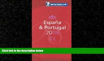 Popular Book Michelin Guide Espagne   Portugal (Michelin Red Guide Espana/Portugal