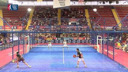 Resumen cuartos Estrella Damm Sevilla Open