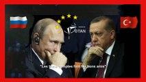 Poutine et Erdogan. Les bons comptes font les bons amis pour coopérer pacifiquement en Syrie...