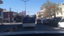 Gaziantep'te Kamyonet Kasasında 16 Kişi