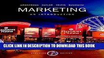 [PDF] Marketing: An Introduction, Sixth Canadian Edition Plus MyMarketingLab with Pearson eText --