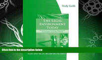 complete  Study Guide for Miller/Cross  The Legal Environment Today: Business In Its Ethical,