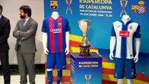FC Barcelona: presentació de la Supercopa de Catalunya [CAT]