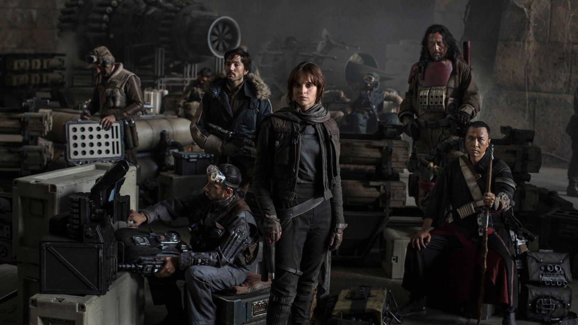 Star Wars Rebels Lair XXX: Las claves de Rogue One - Una historia de Star Wars